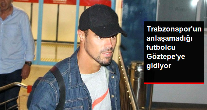 Trabzonspor un anlaşamadığı futbolcu Göztepe ye gidiyor