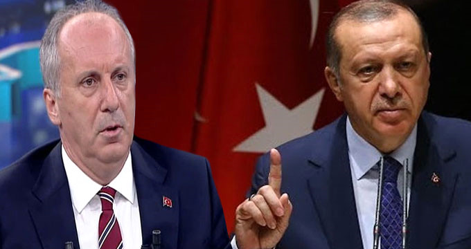 """Gözler, """"Erdoğan yüzde 49 alsın, tavukçu olurum"""" diyen İnce'de"""