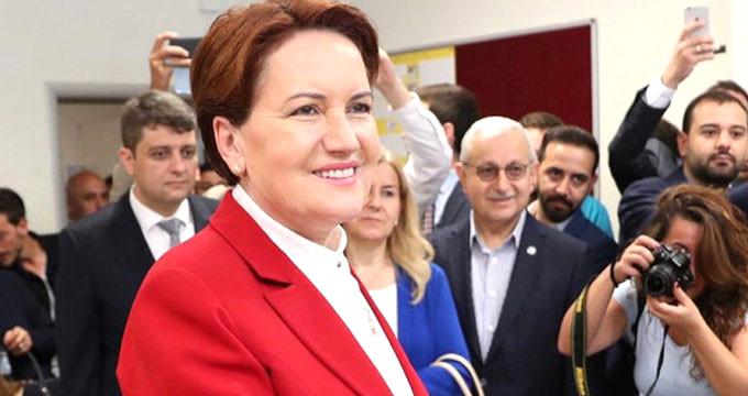 İYİ Parti, Akşener'in seçimlerle ilgili ne zaman konuşacağını duyurdu!
