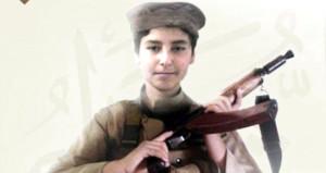 Terörist başının oğlu çatışmada öldürüldü