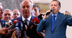 Yeniden cumhurbaşkanı adayı olacağım deyip Erdoğan'a çağrı yaptı
