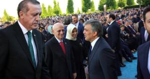 Erdoğan'a rakip olamayan Gül'den büyük sürpriz