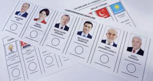 Cumhurbaşkanı adaylarına yapılan bağış miktarları  belli oldu