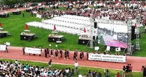 ODTÜde skandal Erdoğan pankartı açan 4 öğrenci hakkında karar verildi