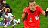 İngilizler Cüneyt Çakır için FIFA'yı göreve çağırdı: Utanç verici!