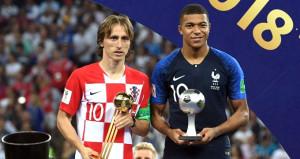 Dünya Kupasının en iyi oyuncusu belli oldu