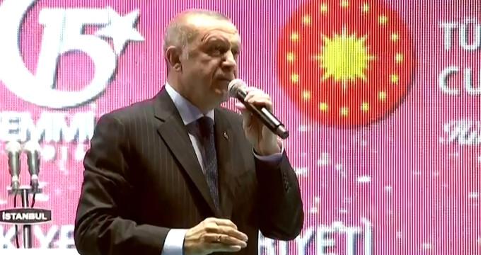 Başkan Erdoğan'dan çarpıcı sözler: Ahtapotun kollarını kestik