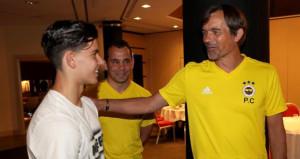 Fenerbahçenin yeni yıldızı, kampa katıldı