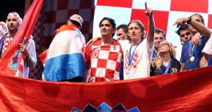 Hırvatistan Cumhurbaşkanından futbolculara büyük jest!