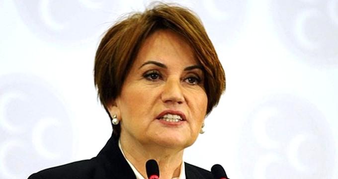 MHP'den Meral Akşener'e bir suç duyurusu daha!