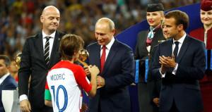 Putinden Dünya Kupasına katılan taraftarlara büyük jest!