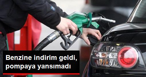 Benzine 11 Kuruşluk İndirim Geldi Ancak Fiyatlara Yansımadı