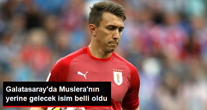 Galatasaray da Muslera nın yerine gelecek isim belli oldu