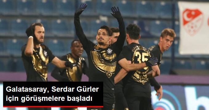 Galatasaray, Serdar Gürler için görüşmelere başladı