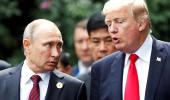 Putin, Trump'ın uygunsuz görüntülerine sahip olduğu iddiasını yanıtladı