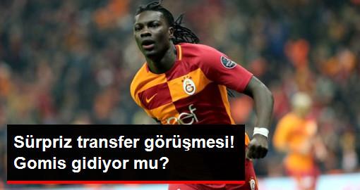 Gomis İçin Galatasaray ve Al Hilal Transfer Görüşmelerine Başladı