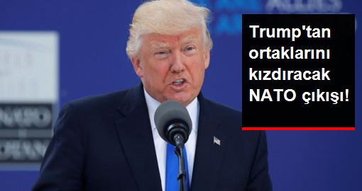 ABD Başkanı Trump'tan Kritik NATO Açıklaması: Zayıftı Şimdi Daha Güçlü