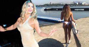 Ünlü şarkıcı Haticenin videosu sosyal medyada bomba etkisi yarattı!