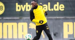 Usain Boltun futbolculuk hayali gerçek oluyor