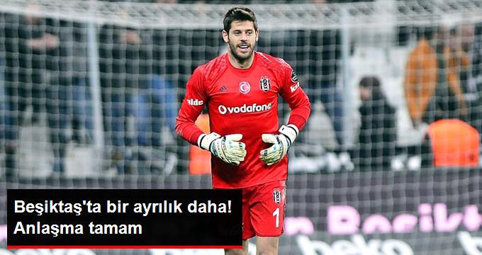 Beşiktaşta bir ayrılık daha! Anlaşma tamam