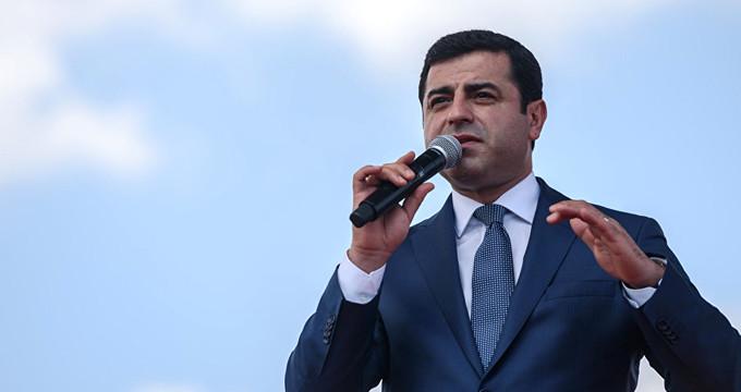 Demirtaş'ın örgüt yöneticiliğinden yargılandığı davada karar çıktı!