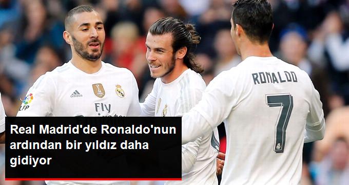Real Madridde Ronaldonun ardından bir yıldız daha gidiyor