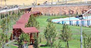 İşte Türkiyenin ilk millet bahçesinin açılacağı şehir