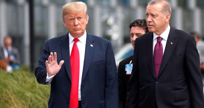 Trump, gece vakti Erdoğan'dan özel istekte bulundu!