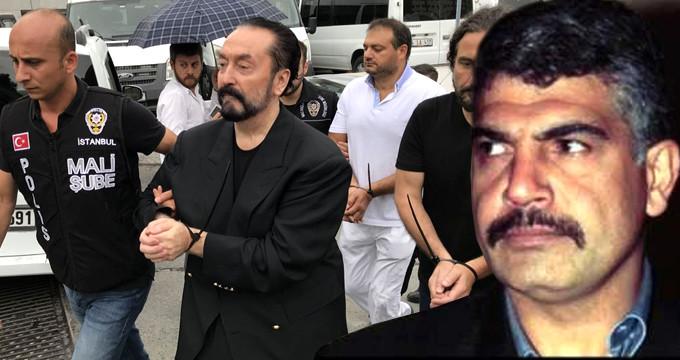 Adnan Oktar'ı Abddullah Uçmak'ın yanına götürüyorlar