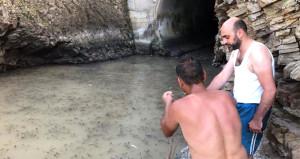 Balık tutmaya giden köylüler, gördükleri karşısında şaşkına uğradı