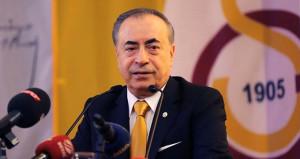 Galatasaray Başkanı Mustafa Cengizden NDiaye müjdesi