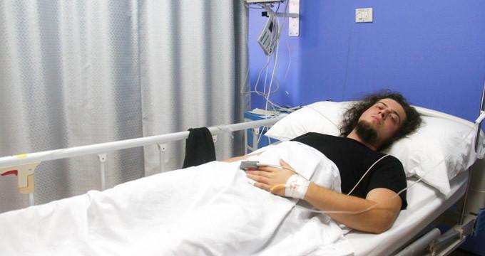 Kobra yılanının ısırdığı Aref'in doktorundan kötü haber