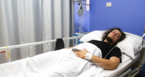 Kobra yılanının ısırdığı Arefin doktorundan kötü haber