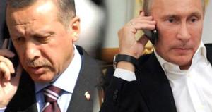 Putin, 2018de en çok Erdoğan ile telefonda konuşmuş!