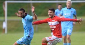 Trabzonspor hazırlık maçında dağıldı!