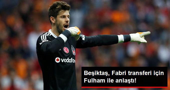 Beşiktaş, Fabri transferi için Fulham ile anlaştı!