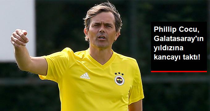 Phillip Cocu, Galatasaray ın yıldızına kancayı taktı!