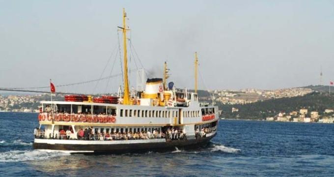 İstanbullular dikkat! Bazı vapur seferleri iptal edildi