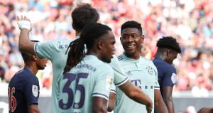 Şampiyonlar Kupasında Bayern Münih, PSGyi farklı geçti