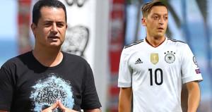 Alman milli takımını bırakan Mesuta Acundan büyük destek