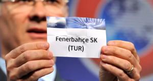 Fenerbahçenin Şampiyonlar Ligindeki rakibi belli oldu