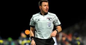 Hüseyin Göçek, UEFA Avrupa Liginde görev alacak