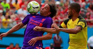 Şampiyonlar Kupasında Borussia Dortmund, Liverpoolu ezdi geçti