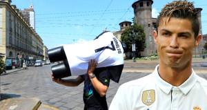 1 ay sonunda İtalyada yeniden Ronaldo isyanı çıktı