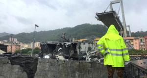 İtalya'da otoyol köprüsü çöktü: 22 ölü, çok sayıda yaralı!