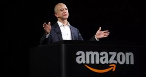 E-ticaret devi Amazonun hisseleri rekor kırdı!