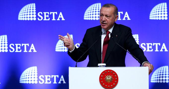 Erdoğan'dan boykot hamlesi: Onların Iphone'u varsa bizde Vestel var