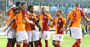 Ligde ilk haftanın lideri Galatasaray oldu