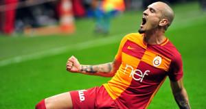 Para arayan Galatasaraya müjde Maicondan geldi