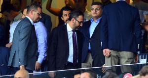 Spor Bakanı Mehmet Kasapoğlu, Fenerbahçe-Benfica maçını izledi